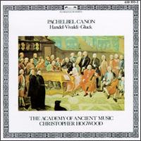 Pachelbel: Canon - Academy of Ancient Music; Catherine Mackintosh (violin); Elizabeth Wilcock (violin); John Holloway (violin);...