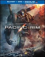 Pacific Rim [3 Discs] [Includes Digital Copy] [SteelBook] [Blu-ray/DVD]