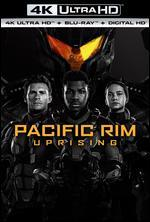Pacific Rim Uprising [Includes Digital Copy] [4K Ultra HD Blu-ray/Blu-ray]