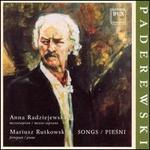 Paderewski: Songs