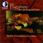 Paganini: Music for Strings and Guitar