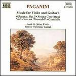 Paganini: Music for Violin and Guitar I