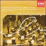 Paganini: Violin Concerto No. 1; Sarasate: Carmen Fantasy; Fantasy, Introduction et Tarentelle; Zigeunerweisen