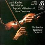 Paganini, Wieniawski: Violin Concertos