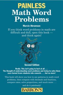 Painless Math Word Problems - Abramson, Marcie