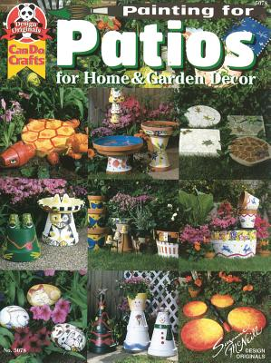 Painting for Patios for Home & Garden Decor - McNeill, Suzanne