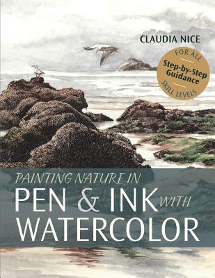 Painting Nature in Pen & Ink with Watercolor - Nice, Claudia