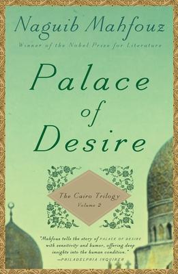 Palace of Desire - Mahfouz, Naguib