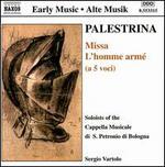 Palestrina: Missa L'homme arm?