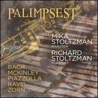 Palimpsest - Hector del Curto (bandoneon); Mika Stoltzman (marimba); Pedro Giraudo (double bass); Richard Stoltzman (clarinet)