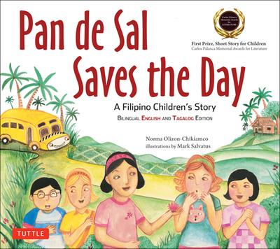Pan De Sal Saves the Day - Olizon-Chikiamco, Norma