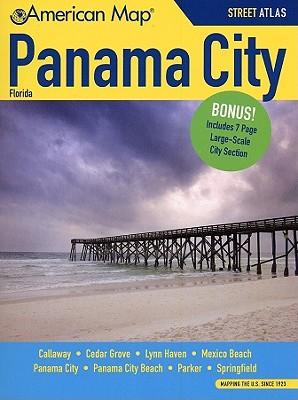 Panama City, Florida Street Map - American Map (Creator)