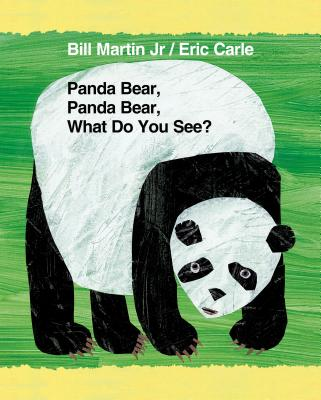 Panda Bear, Panda Bear, What Do You See? - Martin, Bill