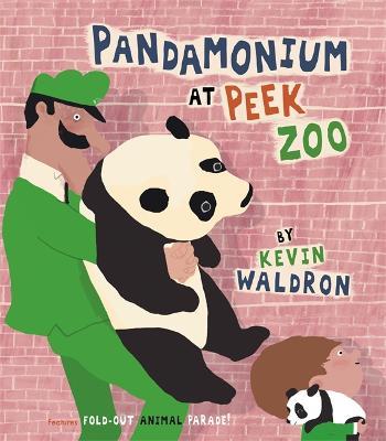 Pandamonium at Peek Zoo - Waldron, Kevin