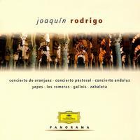 Panorama: Joaquín Rodrigo - Angel Romero (guitar); Celedonio Romero (guitar); Celin Romero (guitar); Godelieve Monden (guitar); Narciso Yepes (guitar);...