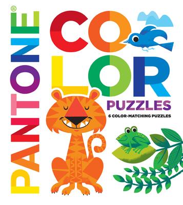 Pantone: Color Puzzles: 6 Color-Matching Puzzles - Pantone