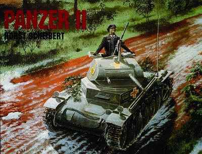 Panzer II - Scheibert, Horst