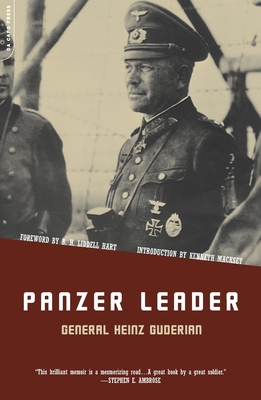Panzer Leader - Guderian, Heinz, and Liddell Hart, Basil Henry (Foreword by), and Macksey, Kenneth (Introduction by)