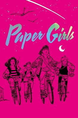 Paper Girls Deluxe Edition Volume 1 - Vaughan, Brian K, and Chiang, Cliff, and Wilson, Matt