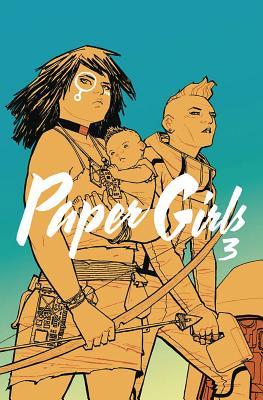 Paper Girls Volume 3 - Vaughan, Brian K., and Chiang, Cliff (Artist), and Wilson, Matt (Artist)