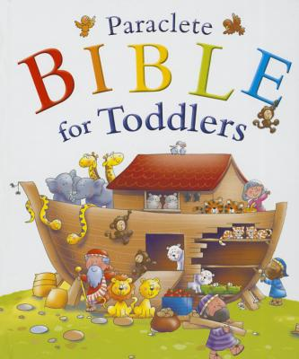 Paraclete Bible for Toddlers - David, Juliet