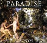 Paradise: Instrumental Sonatas of Antonio Bertali