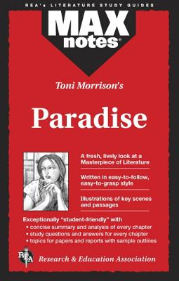 Paradise (Maxnotes Literature Guides) - Gracer, David M, and Morrison, Toni