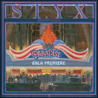 Paradise Theater [LP] - Styx