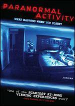 Paranormal Activity [With Paranormal Activity 3 Movie Cash]