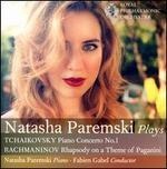 Paremski Plays Tchaikovsky, Rachmaninov