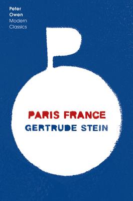 Paris France - Stein, Gertrude