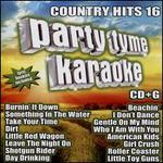 Party Tyme Karaoke: Country Hits, Vol. 16