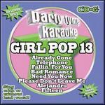 Party Tyme Karaoke: Girl Pop, Vol. 13