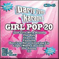 Party Tyme Karaoke: Girl Pop, Vol. 20 - Karaoke