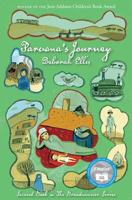 Parvana's Journey - Ellis, Deborah
