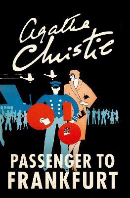 Passenger to Frankfurt - Christie, Agatha