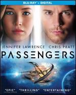 Passengers [Includes Digital Copy] [Blu-ray]