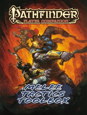 Pathfinder Player Companion: Melee Tactics Toolbox - Staff, Paizo