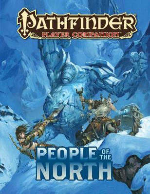 Pathfinder Player Companion: People of the North - Staff, Paizo
