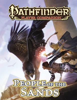 Pathfinder Player Companion: People of the Sands - Staff, Paizo
