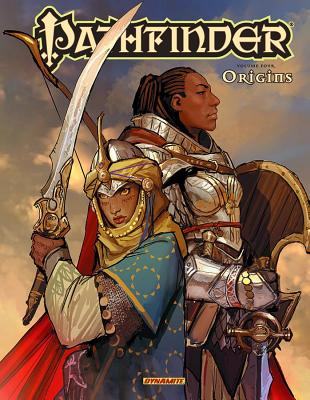 Pathfinder Volume 4: Origins - Mona, Erik, and Sutter, James L, and Schneider, F Wesley