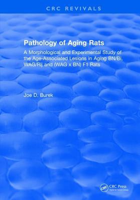 Pathology Of Aging Rats - Burek