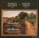 Patricia McCarty Performs Schubert & Beethoven