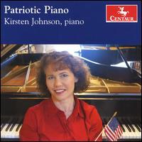 Patriotic Piano - Kirsten Johnson (piano)
