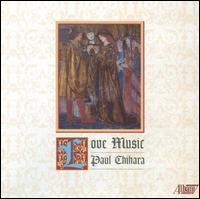 Paul Chihara: Love Music - Alyssa Kim (violin); Ani Kavafian (violin); Anthony Costa (clarinet); Douglas Masek (sax); Enrico Elisi (piano);...