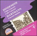 Paul Hindemith: Violin & Cello Concertos; Karl Amadeus Hartmann: Concerto funebre