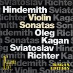 Paul Hindemith: Violin Sonatas