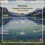 Paul Juon: Complete String Quartets