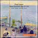 Paul Juon: Piano Quartets, Opp. 37 & 50