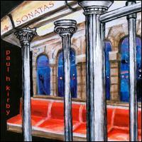 Paul Kirkby: 4 Sonatas - Erin Lesser (flute); James R. Noyes (sax); Rodger Lee (trumpet); Steven Graff (piano); Yegor Shevtsov (piano)